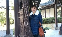 杨柳青青的照片